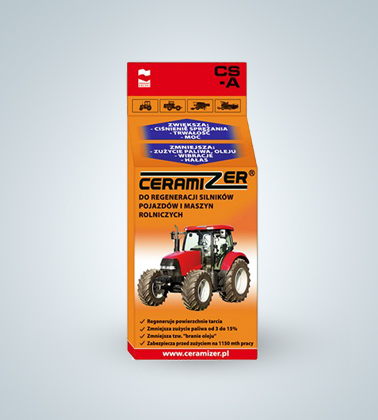 CERAMIZER® FOR AGRICULTURAL MACHINE ENGINES (CS-A)
